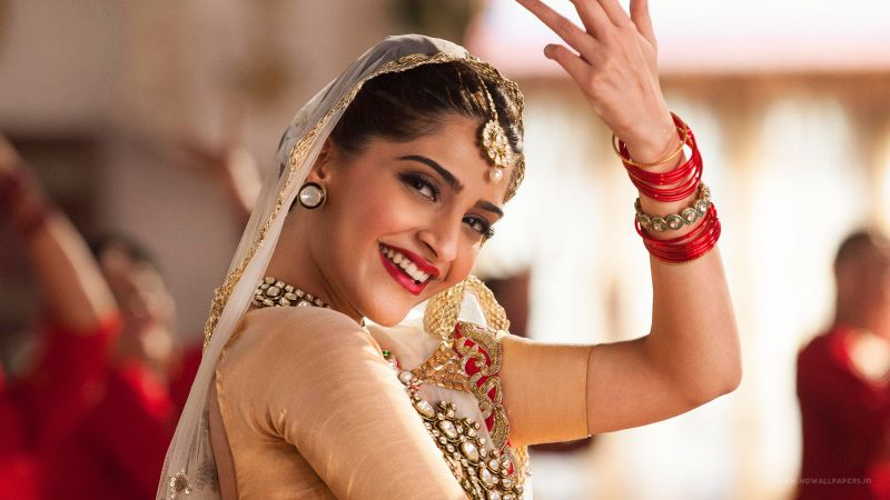 Sonam Kapoor, 4k, photo, bollywood (horizontal)