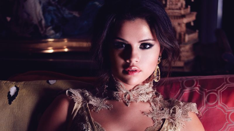 Selena Gomez, beauty, photo, 4k (horizontal)