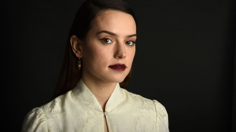 Daisy Ridley, beauty, photo, 4k (horizontal)