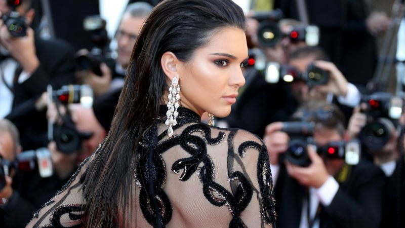 Kendall Jenner, beauty, photo, 5k (horizontal)