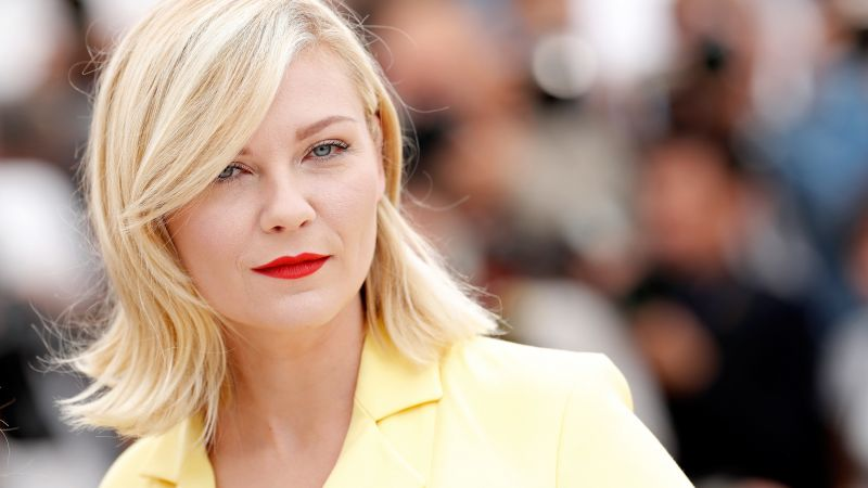 Kirsten Dunst, photo, 4k (horizontal)