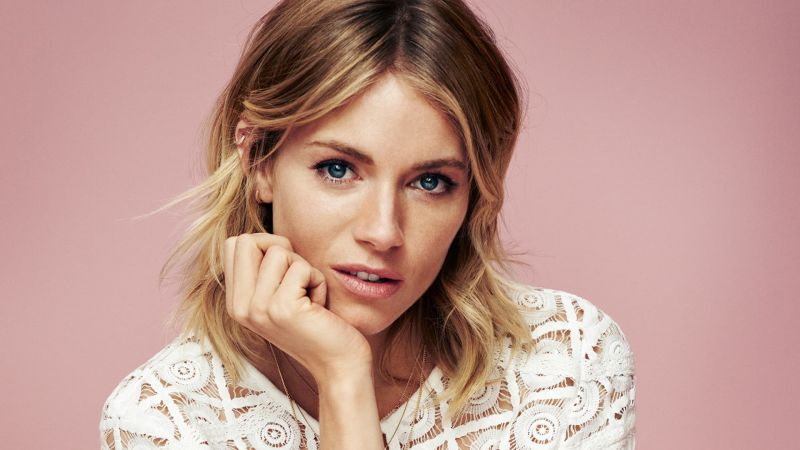 Sienna Miller, photo, 4k (horizontal)