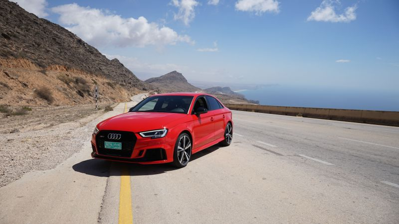 Audi RS 3, 2018 Cars, 5k (horizontal)