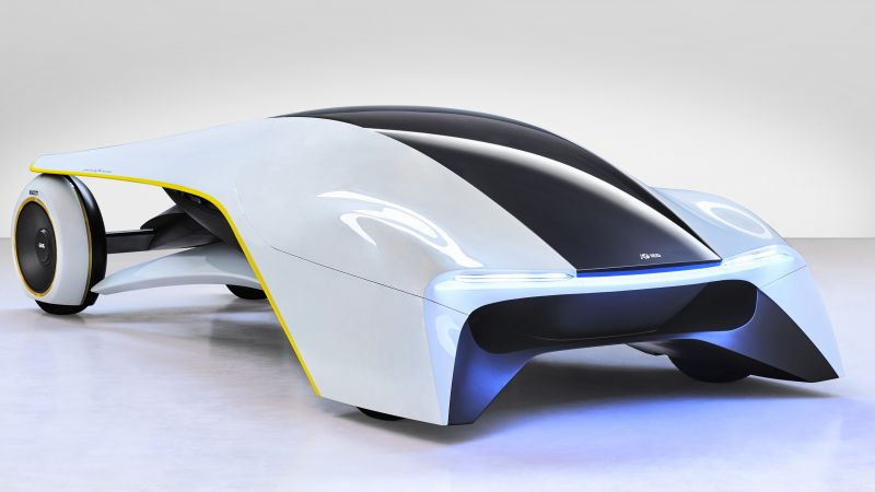 IED Scilla, electric cars, 2018 Cars (horizontal)