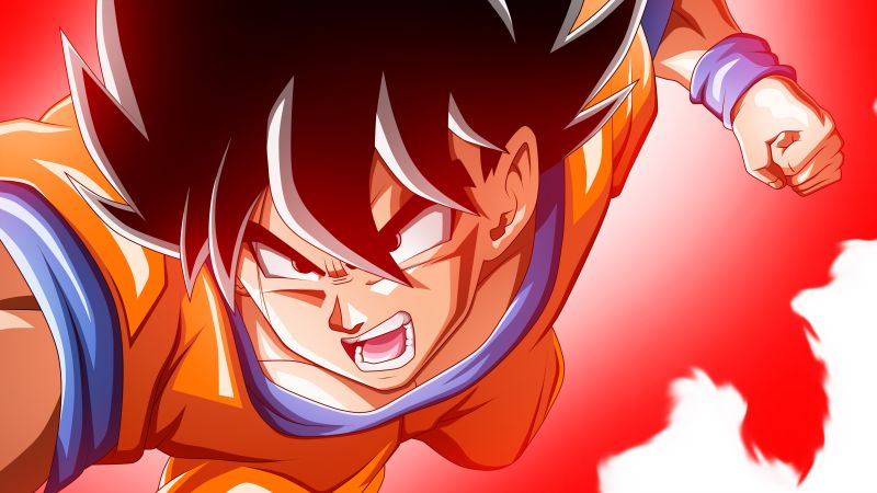 anime, Dragon Ball Super, Mystic Gohan, 5k (horizontal)