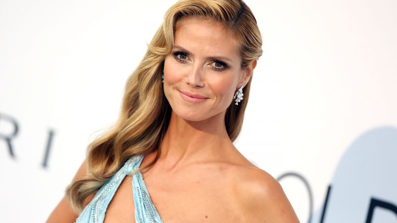 Heidi Klum, beauty, 5k (horizontal)