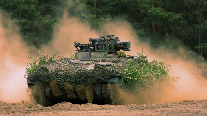 Marder, A5A1, IFV, Bundeswehr, infantry fighting vehicle, camo, dust (horizontal)