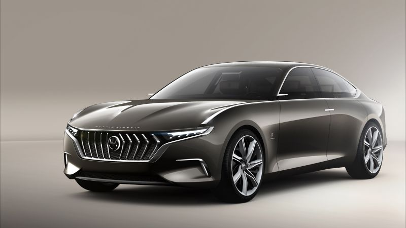 Pininfarina Hybrid Kinetic H600, Electric cars, Concept, 4k (horizontal)