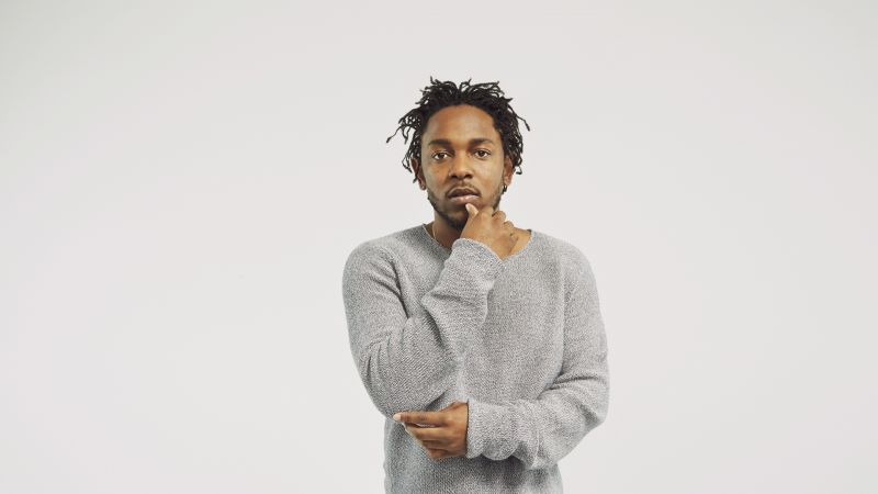 Kendrick Lamar, photo, 5k (horizontal)