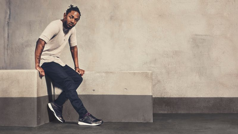 Kendrick Lamar, photo, 4k (horizontal)