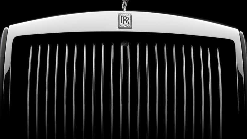Rolls-Royce Phantom, cars 2017, 8k (horizontal)