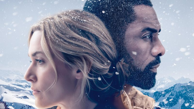 The Mountain Between Us, Idris Elba, Kate Winslet, 5k (horizontal)
