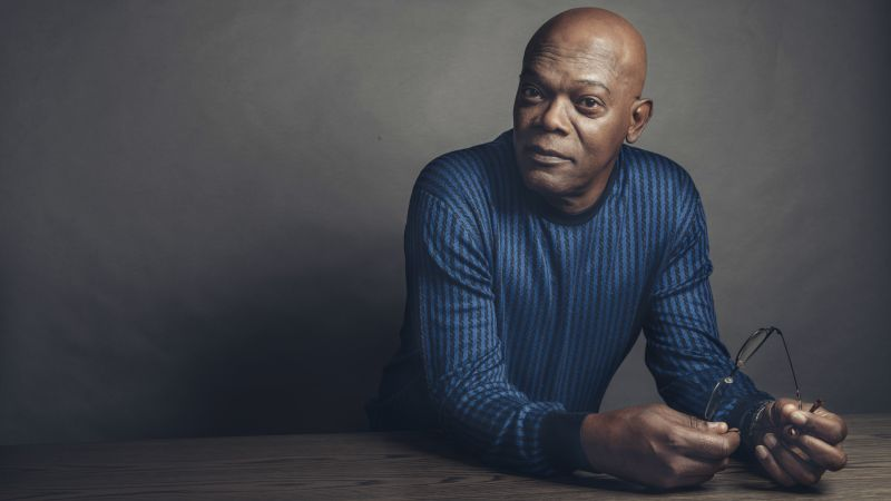 Samuel L. Jackson, photo, 5k (horizontal)