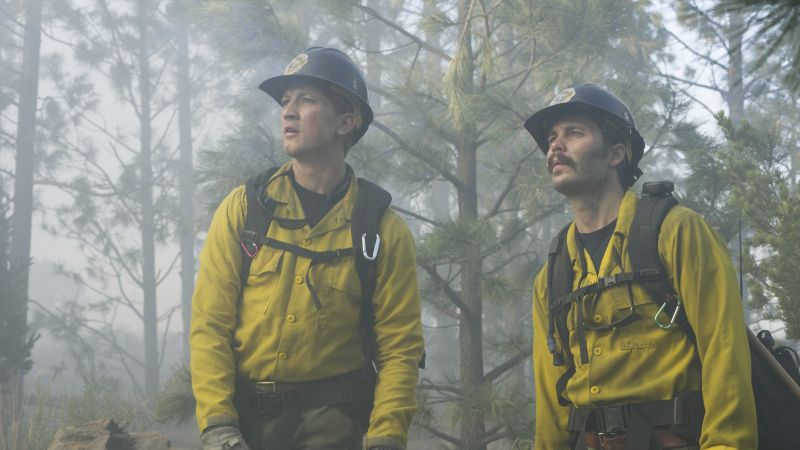 Only the Brave, Miles Teller, Josh Brolin, 4k (horizontal)