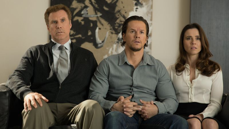 Daddy's Home 2, Mark Wahlberg, Will Ferrell, 4k (horizontal)