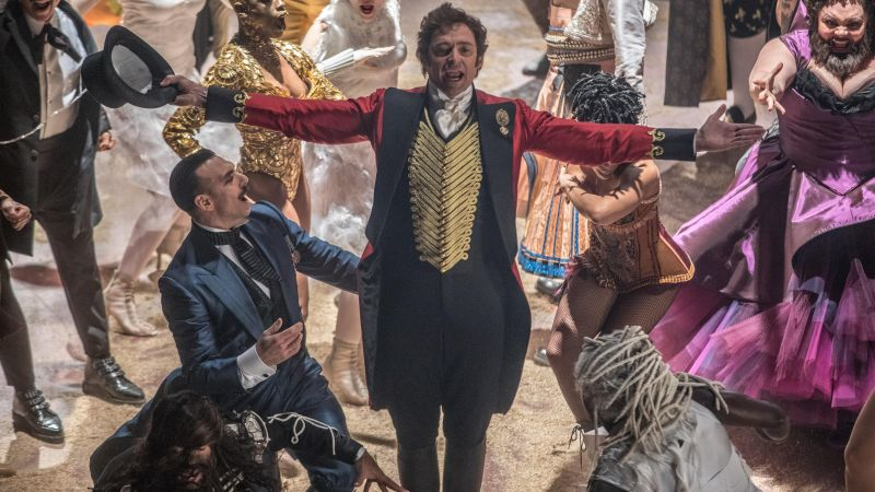The Greatest Showman, Hugh Jackman, 5k (horizontal)