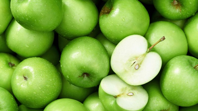 apples, green, 5k (horizontal)