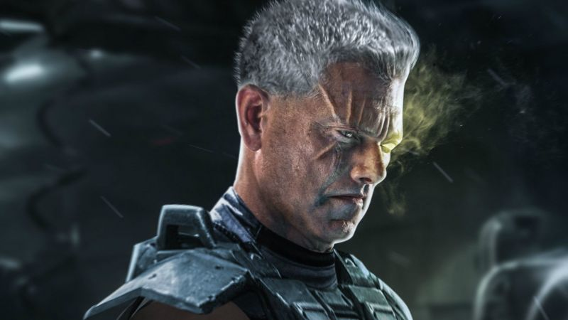 Deadpool 2, Josh Brolin, 4k (horizontal)