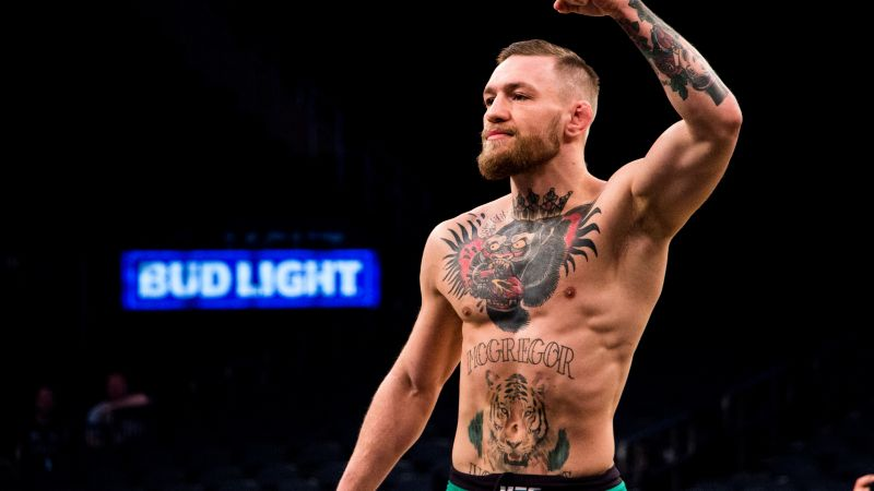 Conor McGregor, boxing, 4k (horizontal)