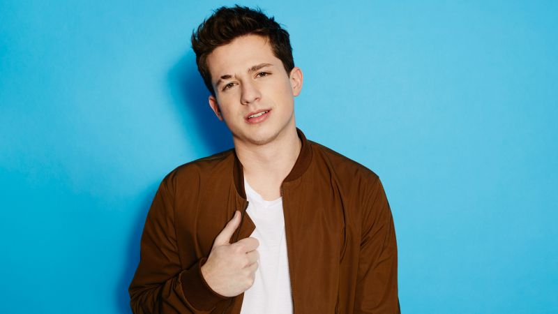 Charlie Puth, photo, 8k (horizontal)