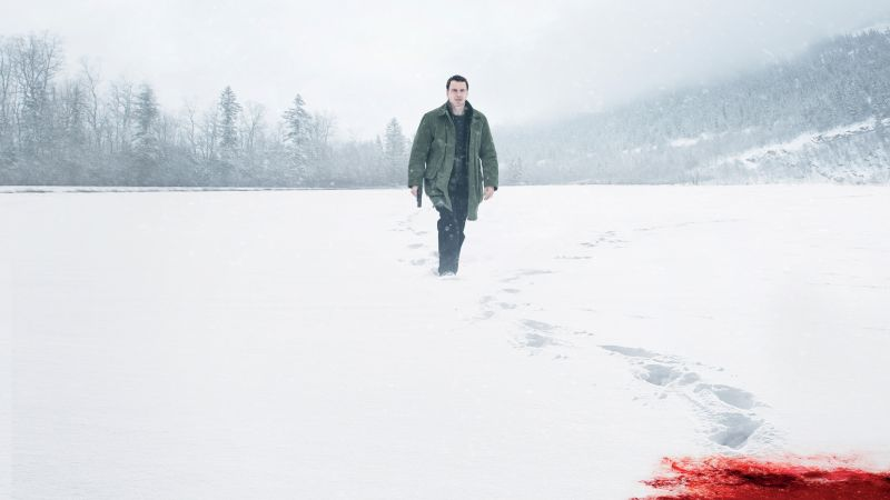 The Snowman, Michael Fassbender, 8k (horizontal)