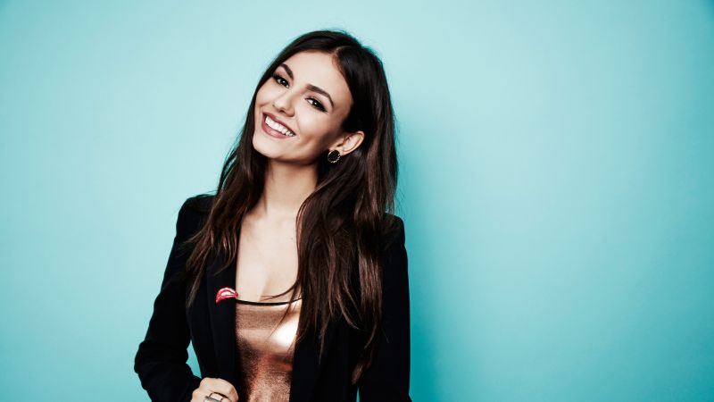 Victoria Justice, beauty, 4k (horizontal)