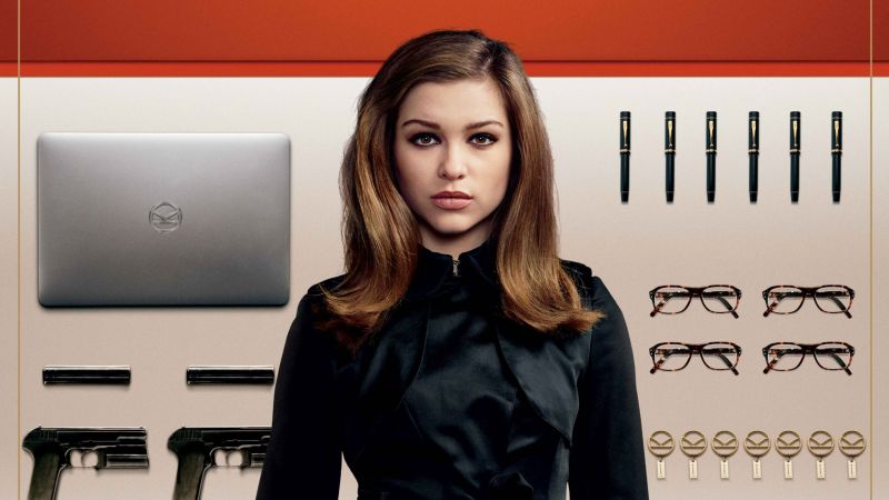 Kingsman: The Golden Circle, Sophie Cookson, HD (horizontal)