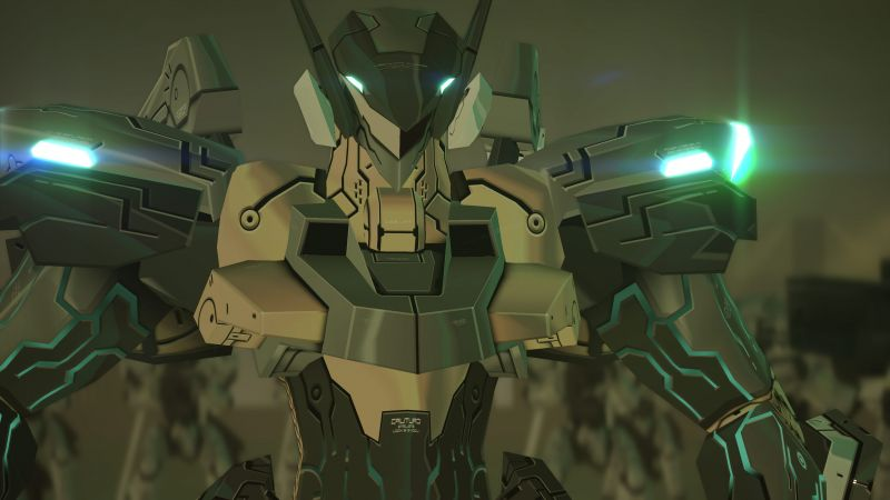 Zone of the Enders: The 2nd Runner - Mars, Tokyo Game Show 2017, screenshot, 4k (horizontal)
