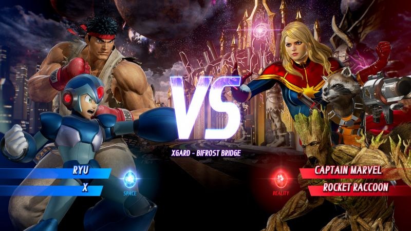 Marvel vs. Capcom: Infinite, Tokyo Game Show 2017, screenshot, 4k (horizontal)