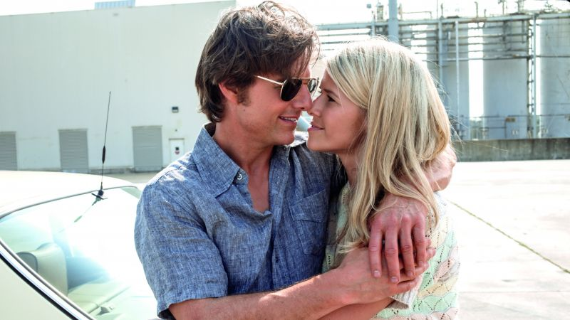 American Made, Tom Cruise, Sarah Wright, 5k (horizontal)