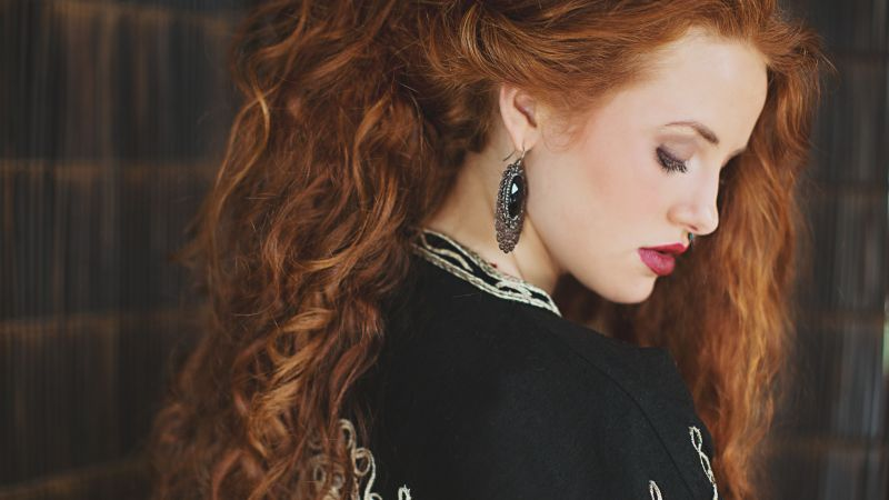 Madelaine Petsch, photo, 4k (horizontal)