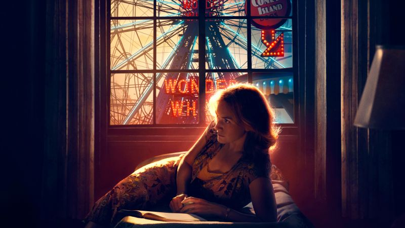 Wonder Wheel, Kate Winslet, 4k (horizontal)
