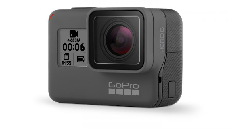 GoPro HERO 6 Black, 5k (horizontal)