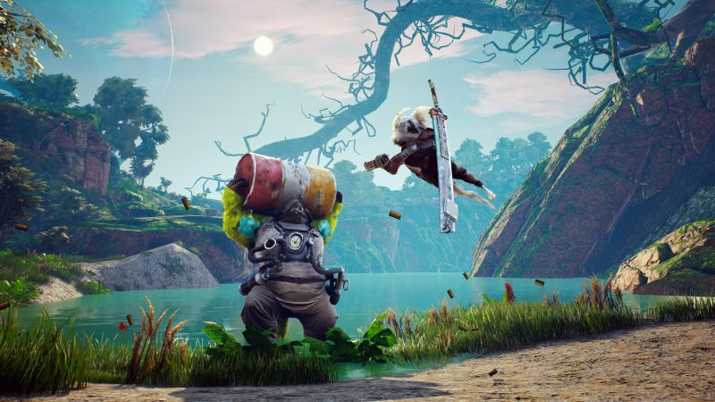 Biomutant, screenshot, 4k (horizontal)