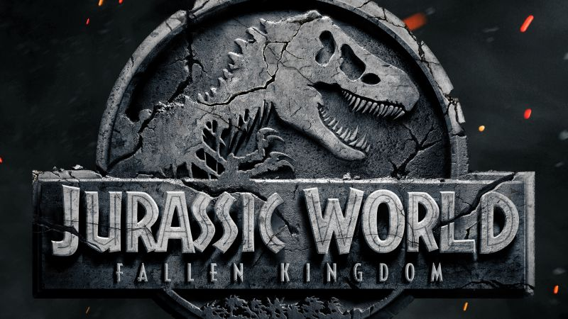 Jurassic World: Fallen Kingdom, poster, 4k (horizontal)