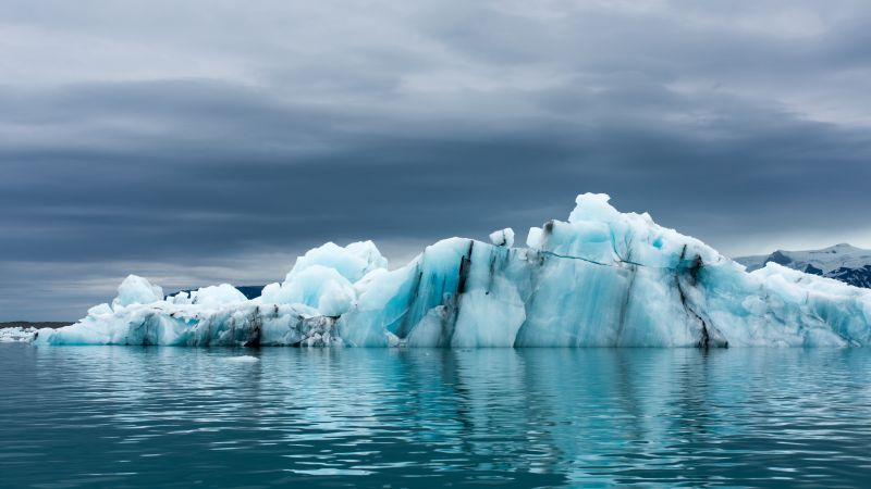 antarctica and clouds wallpaper - photo #15