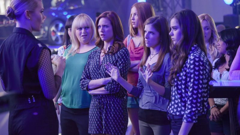 Pitch Perfect 3, Anna Kendrick, Rebel Wilson, Hailee Steinfeld, 5k (horizontal)