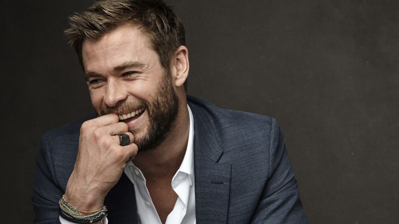 Chris Hemsworth, photo, 5k (horizontal)