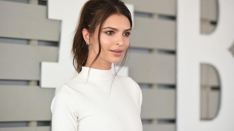 Emily Ratajkowski, beauty, 5k (horizontal)