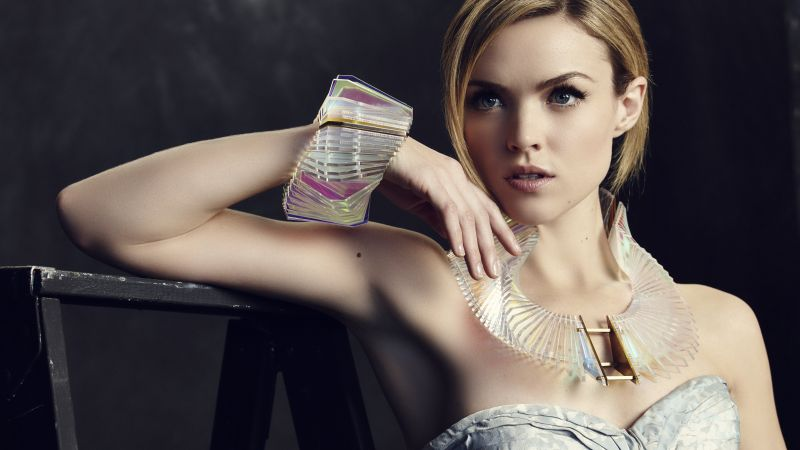 Erin Richards, beauty, 8k (horizontal)