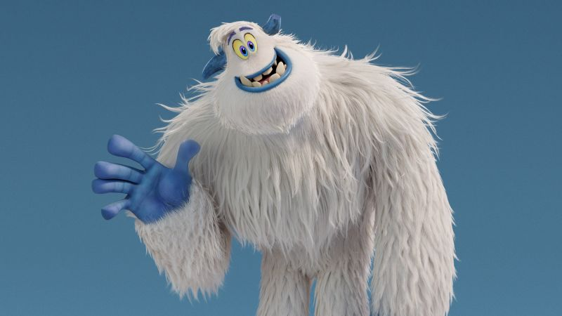 Smallfoot, HD (horizontal)