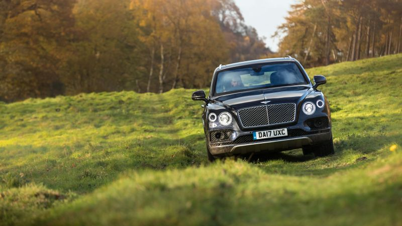 Bentley Bentayga Field Sports, 2018 Cars, 5k (horizontal)