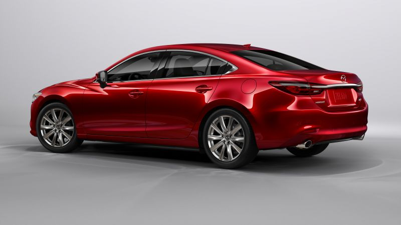 Mazda 6, 2018 Cars, 5k (horizontal)