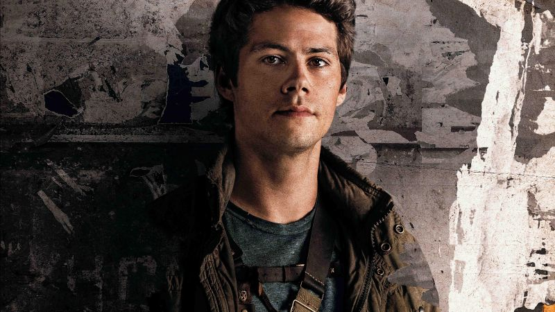 Maze Runner: The Death Cure, Dylan O'Brien, 5k (horizontal)