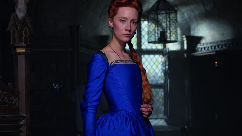 Mary Queen of Scots, Saoirse Ronan, 5k (horizontal)