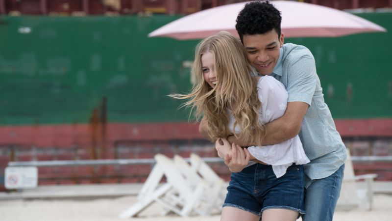 Every Day, Angourie Rice, Justice Smith, 8k (horizontal)