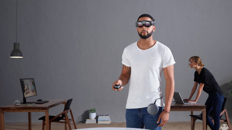 Magic Leap, 4k (horizontal)