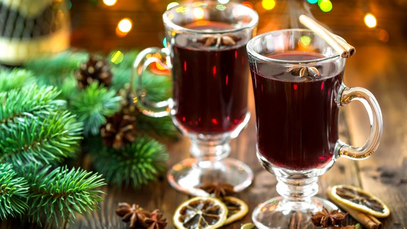 mulled wine, orange, cinnamon, cookies, fir-tree, 5k (horizontal)