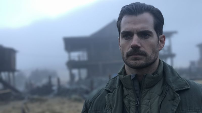 Mission: Impossible - Fallout, Henry Cavill, 4k (horizontal)