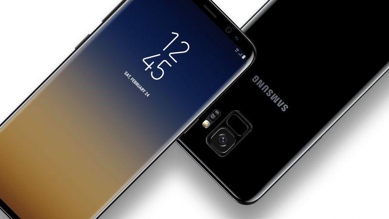 Wallpaper Samsung Galaxy S9 4k Hi Tech 16675